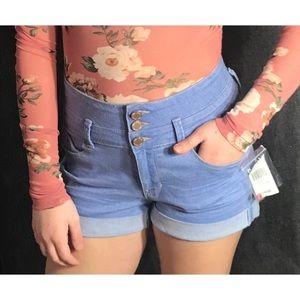 YMI Wanna Betta Butt high waisted jeans